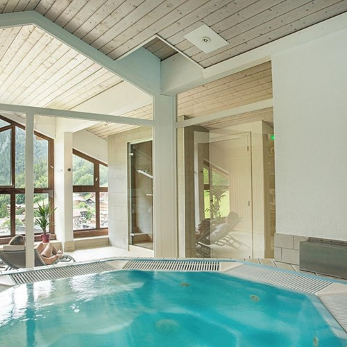 Hotel Beauregard-La Clusaz-hot tub