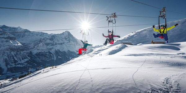 Reasons To Ski In Wengen And Grindelwald