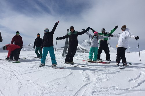 Group ski holidays and short ski breaks