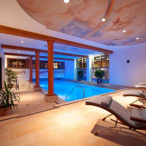Hotel St Georg, ski accommodation in Bad Hofgastein, indoor pool