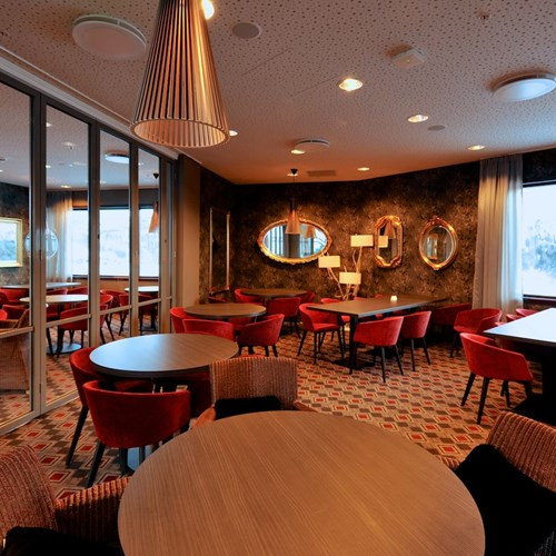 Myrkdalen Hotel, ski in Norway, restaurant Nuten Fondue