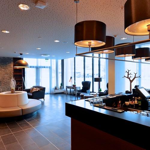 Myrkdalen Hotel, Ski in Norway, Salto lobby bar