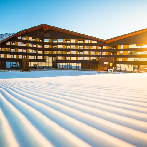 Myrkdalen Hotel, Ski in Norway, ski in ski out hotel
