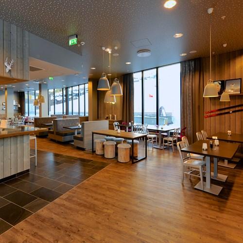Myrkdalen Hotel, Ski in Norway, pizza restaurant