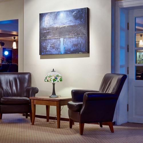 Hotel Bardola, Geilo ski resort, Norway-seating