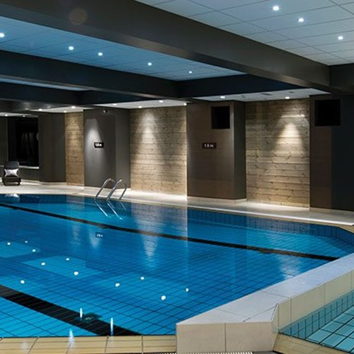 Highland Lodge ski accommodation in Geilo, Ski Norway, Indoor swimming pool
