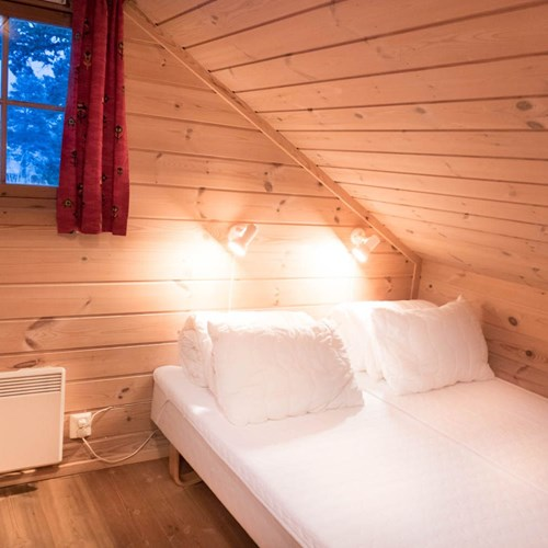 twin room, Geilolia cabins-Geilo ski resort, Norway skiing