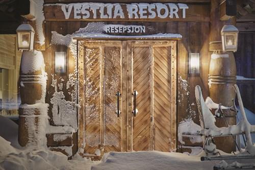 vestlia resort geilo entrance