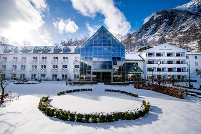 4* Fretheim Hotel