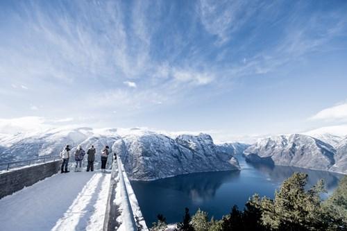 Stegastein viewpoint-Flam-Norway