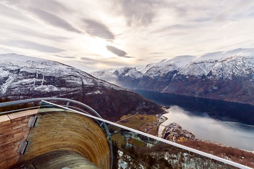 Stegastein viewpoint-Flam-Norway