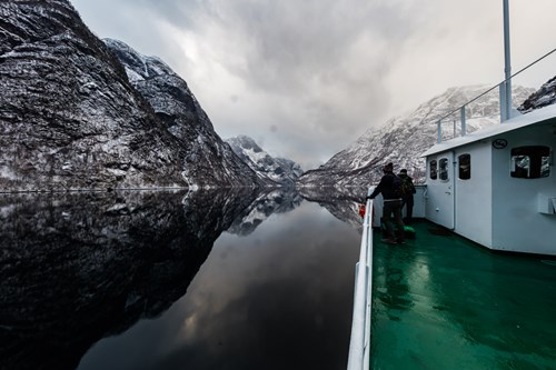 Fjord cruise-Flam-ski and fjord experience-Norway