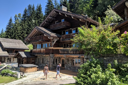 Chalet Ophelia-Meribel_france