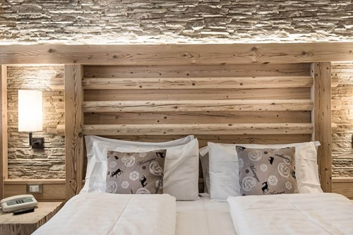 Sporthotel Romantic Plaza Madonna di Campiglio-double room