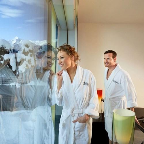 Hotel-Lederer's-Living-Kaprun-design-Hotel-rooftop-wellness-area