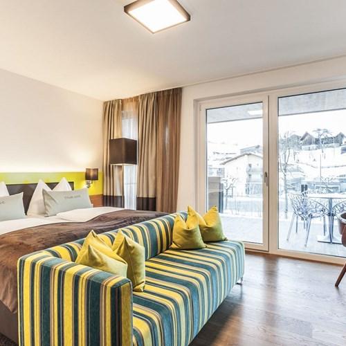 Hotel-Lederer's-Living-Kaprun-design-Hotel-family-room-studio