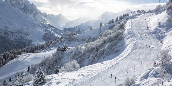 Our Top Ski Runs In Meribel