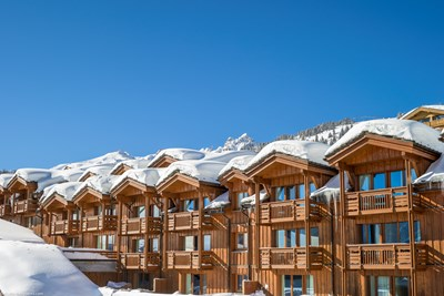 4* Les Chalets du Forum - Courchevel 1850
