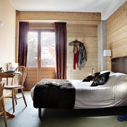 Hotel Beauregard-La Clusaz-double room
