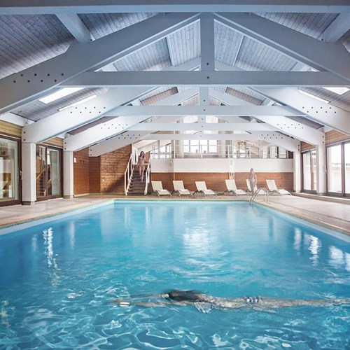 Hotel Beauregard-La Clusaz-indoor pool