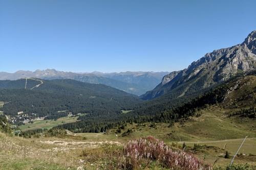 Madonna-di-Campiglio-Italy-mountain views