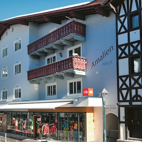 Chalet Amalien Haus in St Anton exterior