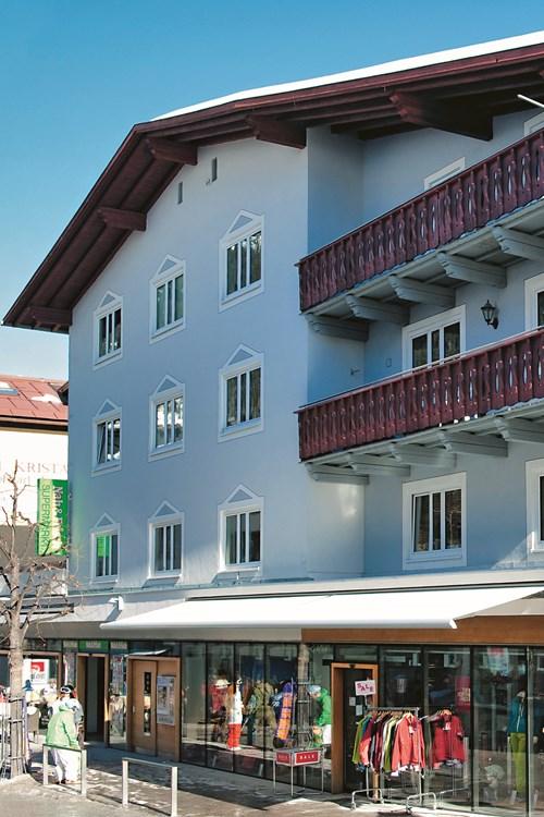 Chalet Amalien Haus St Anton exterior