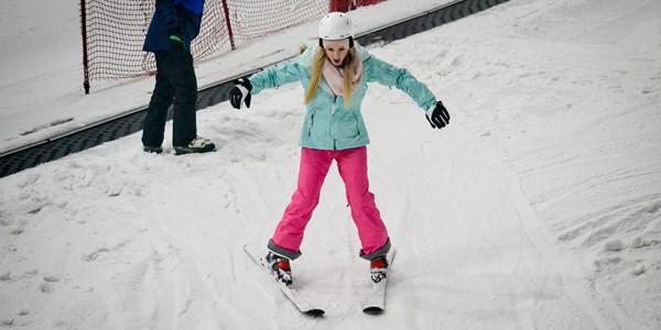 Learning To Ski In Hemel Hempstead