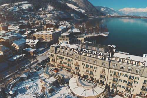 Grand Hotel, Zell am See, ski resorts near salzburg airport