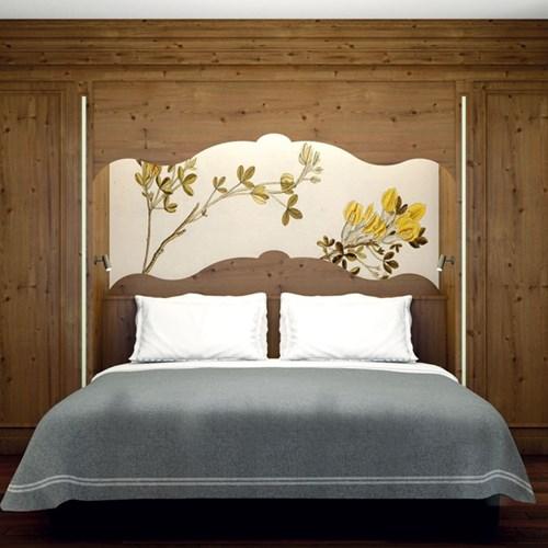 Faloria Mountain Spa Resort, Cortina ski hotel, bedroom