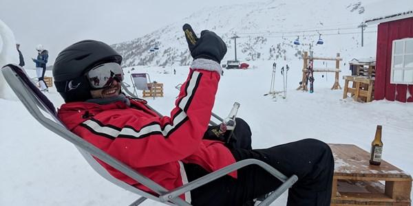 Weekend Skiing In Les Arcs