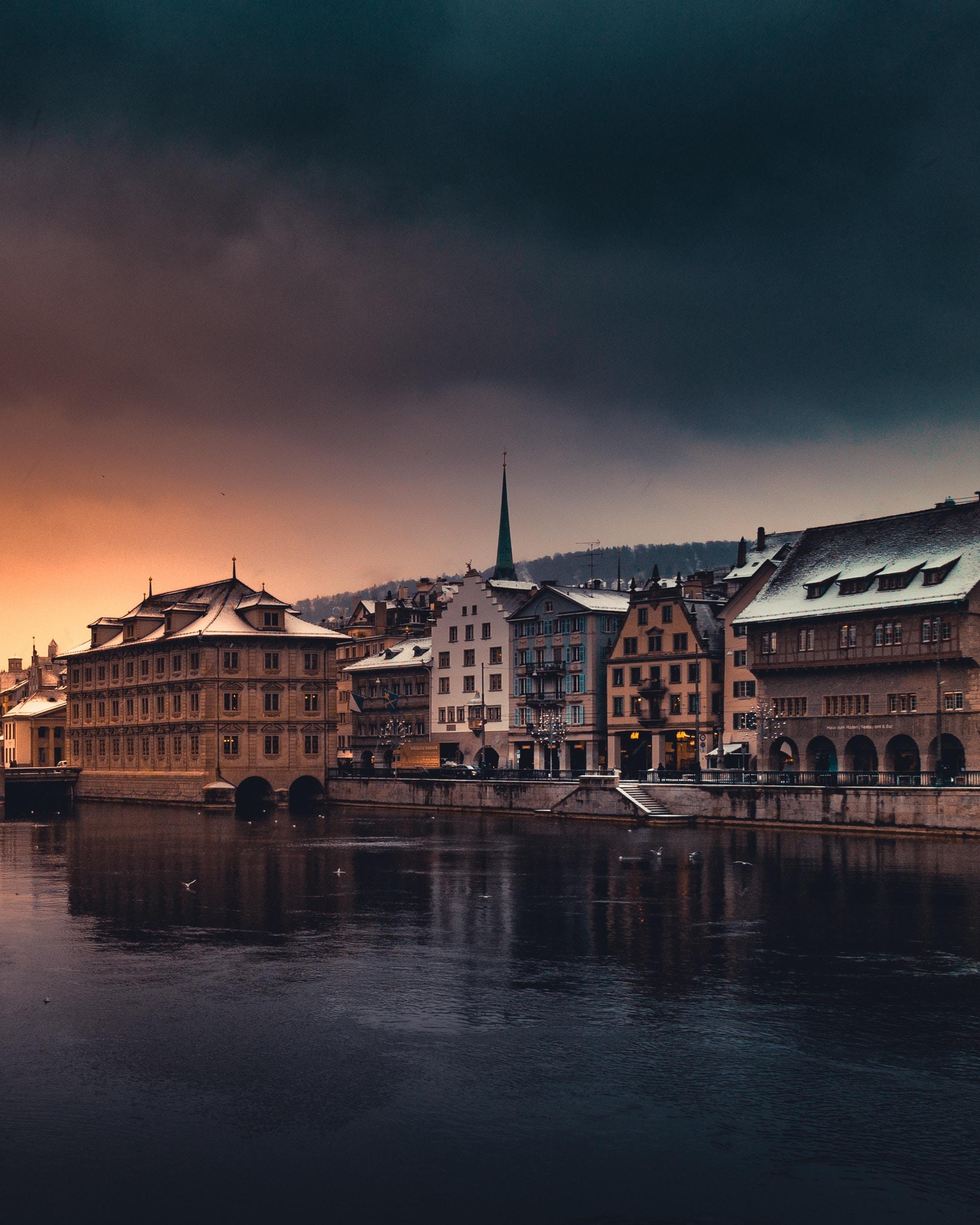 Zurich dating scene WIE geht online dating