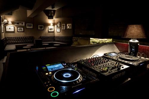courmayeur DJ Club Haus 80s