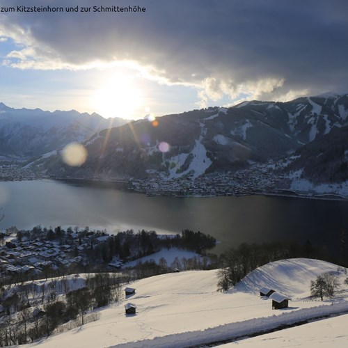 Zell am See webcam over the lake 15:50