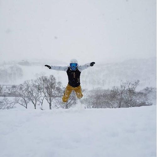 Niseko, Japan - 5 hours ago