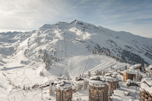 Ski resorts near Geneva, Avoriaz ski in, ski out