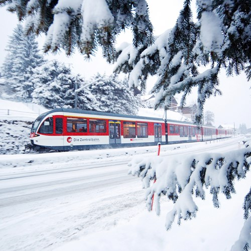 snow train to engelberg
