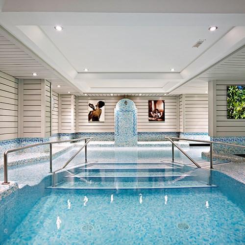 Hotel Le Morgane indoor pool