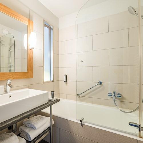 Hotel Le Morgane bathroom