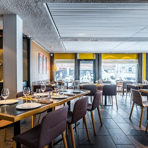 Hotel Le Morgane restaurant Le Comptoir Nordique