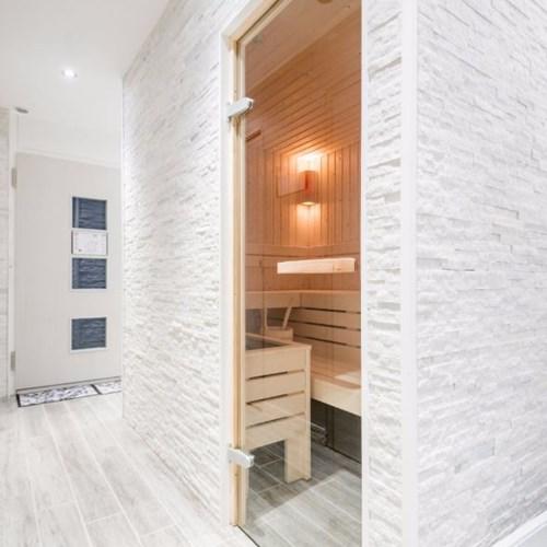 Sauna at Le White Champery