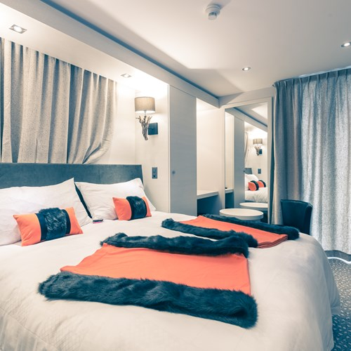 double room at Le White Champery