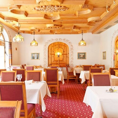 stube dining area at Hotel Derby Grindelwald