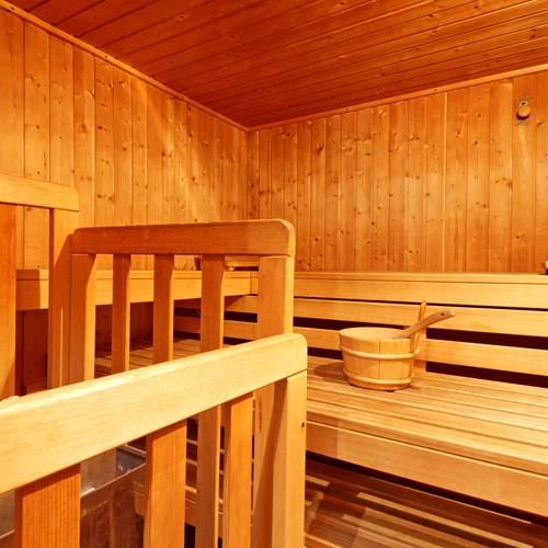sauna at Hotel Derby in Grindelwald