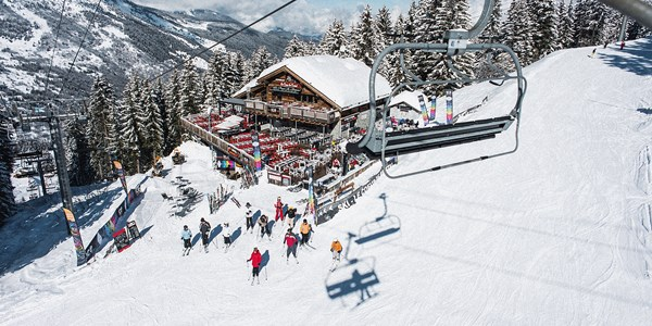 Our Favourite Restaurants In Meribel