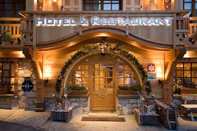 4* Hotel Chalet Mounier
