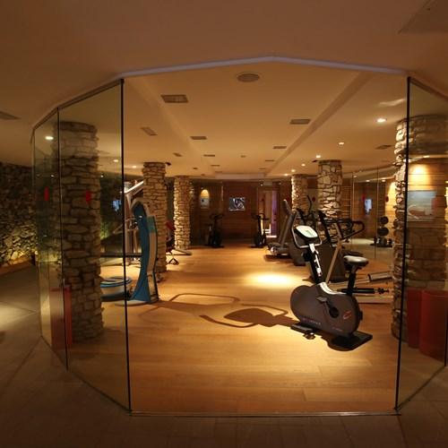 Hotel La Torre gym.JPG