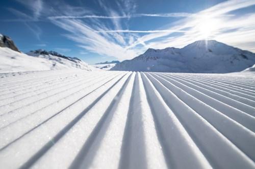 andermatt freshly groomed piste sunday to wednesday ski breaks