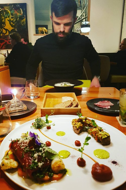 m3 hotel Hazienda St Anton restaurants