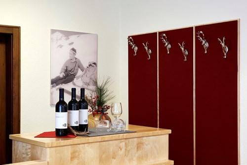 amalien haus chalet wine